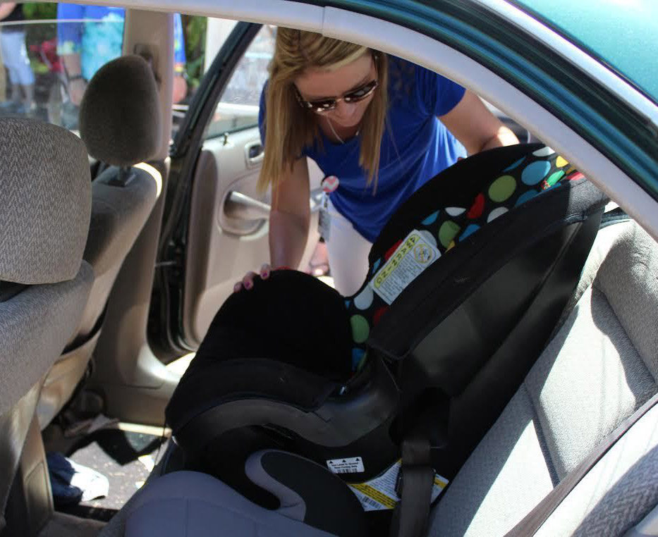 carseat safety checkup event2