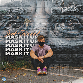 Mask It Up Cover