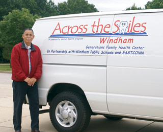 Across the Smiles Van