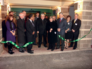 Willimantic Facility Ribbon Cutting