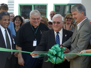 Putnam Facility Ribbon Cutting